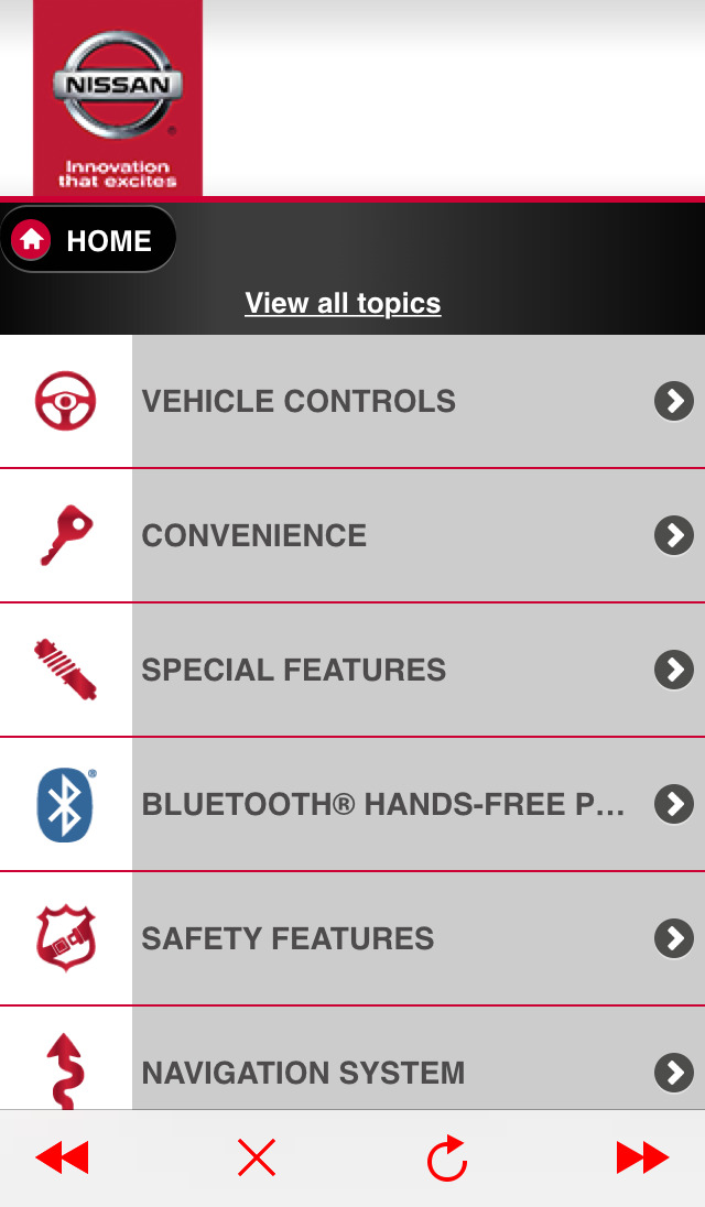 app shopper nissan quick guide  reference infiniti intouch user manual 2014 infiniti q50 intouch manual