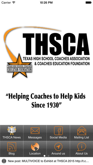 THSCA