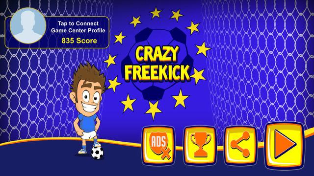 Crazy Freekick - Penalty Shoot