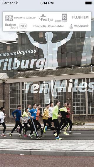 Brabants Dagblad Tilburg Ten Miles