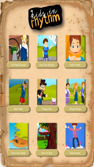 Storybook Baby Nursery Rhymes Collection - Sing Along To Your Favourite Songs