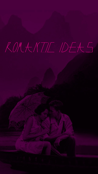 Romantic Ideas 17+