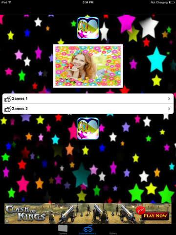 Colorful Life Photo Frames DIY iPad Version