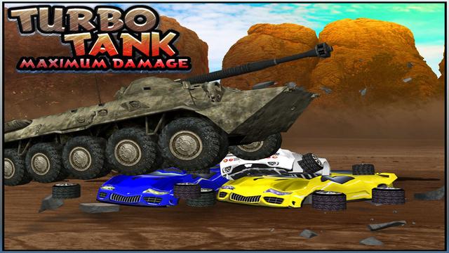 Turbo Tank Maximum Damage