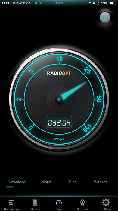Traffic Monitor - Mobile Speed Test, Data Usage and Widget screenshot