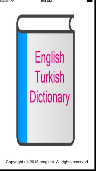 Best English Turkish Dictionary