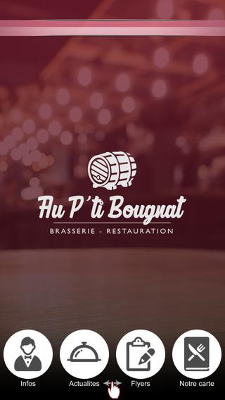 Le P'ti Bougnat