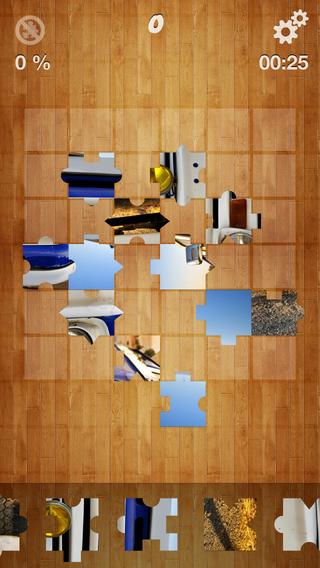 Puzzle Jigsaw Super