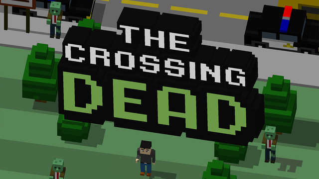 The Crossing Dead - Endless Apocalyptic Hopper