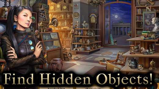 Hidden Objects: Mystery Society HD - Secret Detective Files: Solve Crimes Escape Danger and Find the