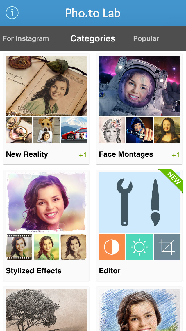 Download Pho.to Lab PRO picture editor: collage & pic grid maker ...