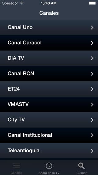 Televisión de Colombia