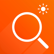 实用工具 – 可照明的放大镜 Magnifier Flash – A magnifying glass with light [iOS]