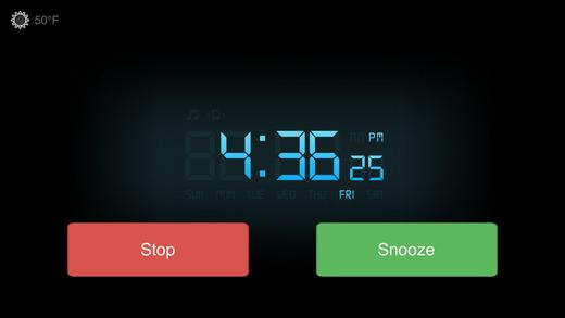 Brrrr Alarm Pro(Vibrate&Music Alarm, Table Clock) Screenshots