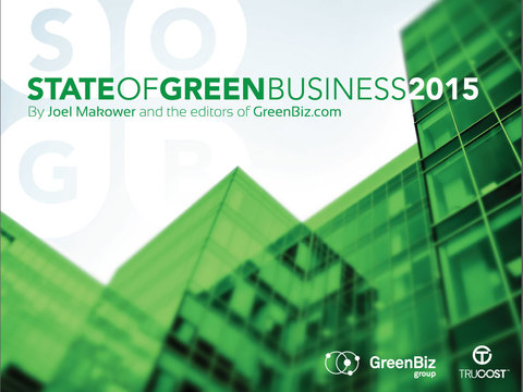 State of Green Business 2015