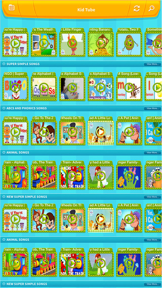 ABCs Alphabet and Phonics Super Simple Songs For Kids