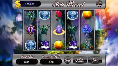 Abracadabra Wizard Slots Bonanza