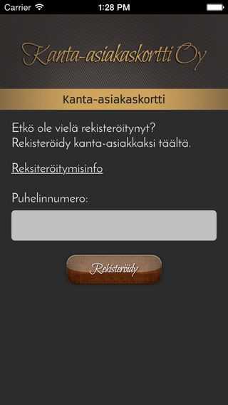 Kanta-asiakaskortti Oy
