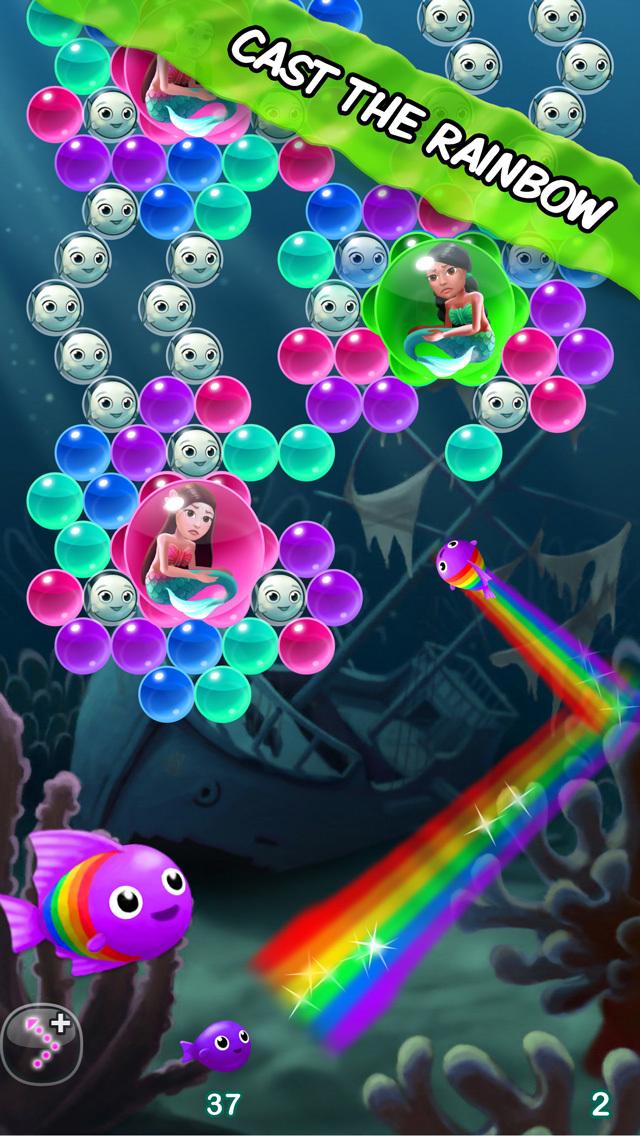 Bubble Fins screenshot 4