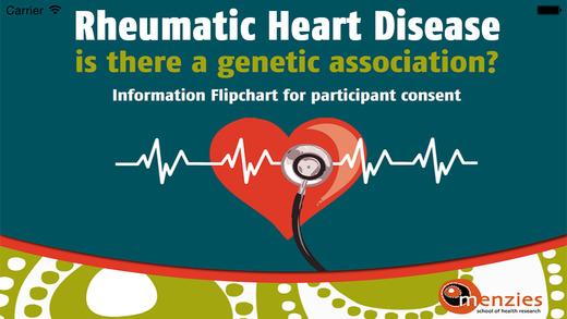 RHD Genetics - Menzies School Of Health Research