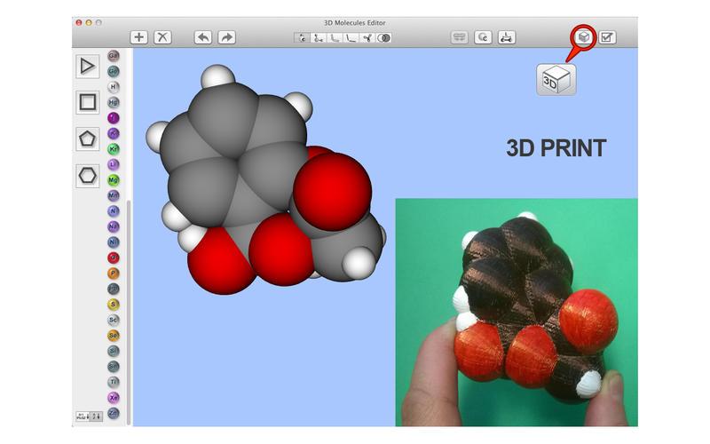 3d Molecules Editor Mac App Store