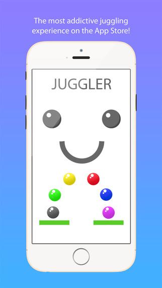 JUGGLER - How many balls can you juggle