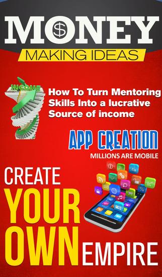 Money Making Ideas Magazine - Innovative Business Opportunities For The Savvy Entrepreneur