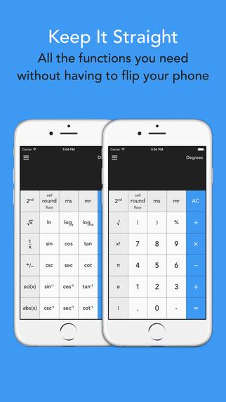 SmartCalc - Scientific Calculator Plus For iPhone