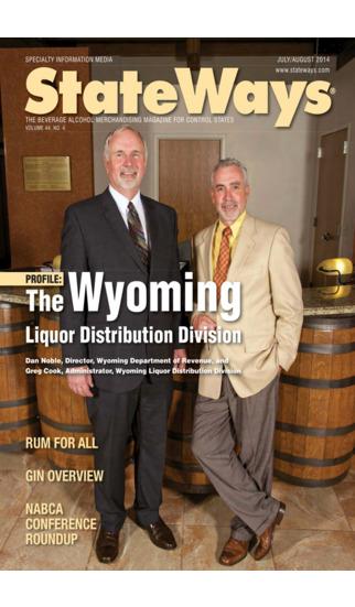 Stateways Magazine - - The Beverage Alcohol Merchandising Magazine for Control States