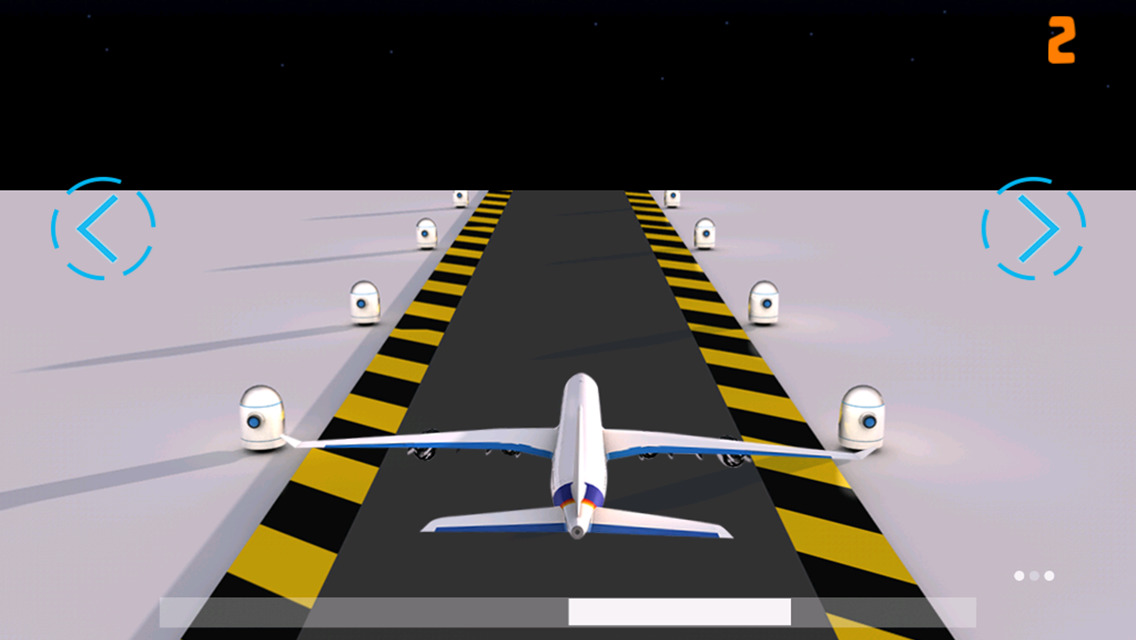 Aircraft landing game iphone