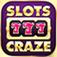 Slots Craze - Free Vegas Video Slot Machines