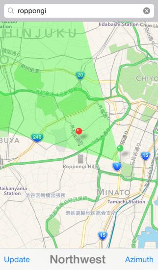 Azimuth Maps