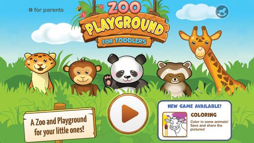 Zoo Playground - A Fingerprint Network App