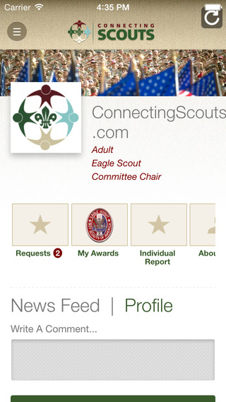 ConnectingScouts.com