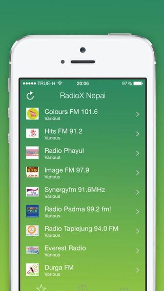 RadioX Nepai - Radio Online Free