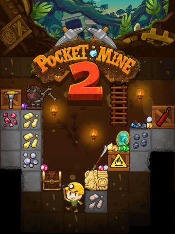 iPad Image of Pocket Mine 2