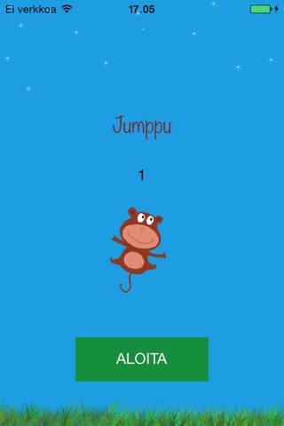 Jumppu Apina screenshot 1