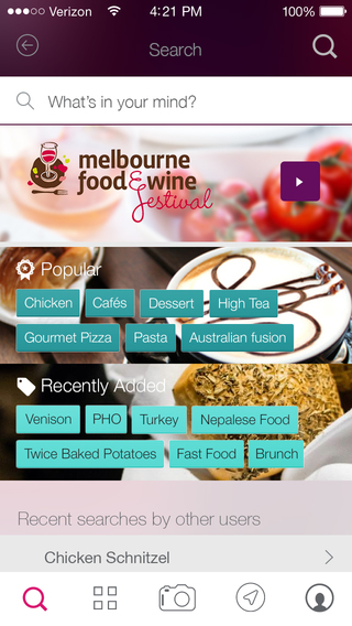 Savour - Your Food Journey Starts Here