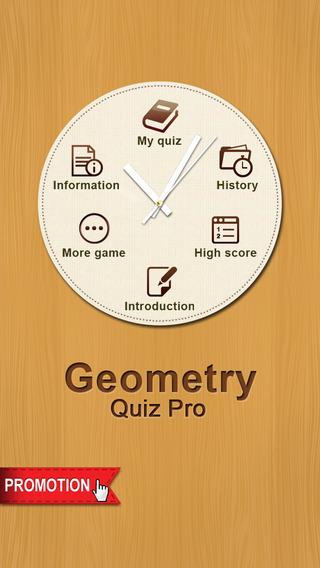 Geometry Quiz Pro