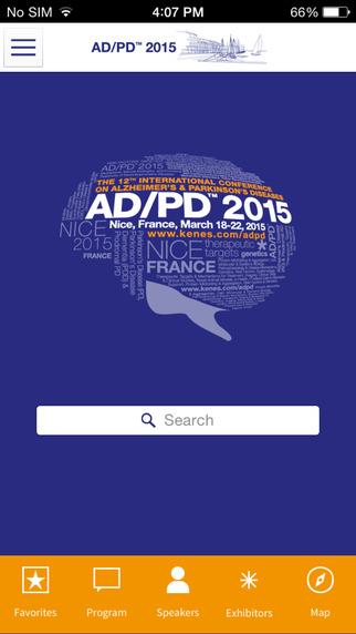AD PD 2015™