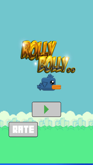Rolly Bolly - The Bird That Can't Fly