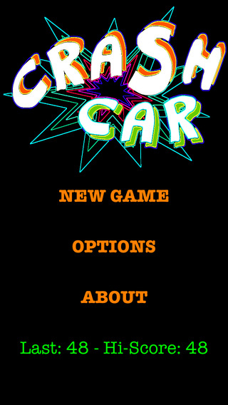 Crash Cars Retro LT