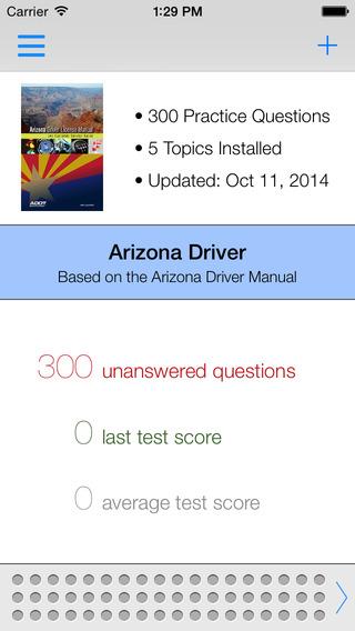 Arizona DMV Test Prep