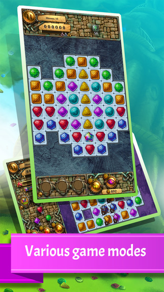 Jewel Tree: Match It puzzle full