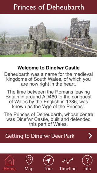 Dinefwr Castle Visitor Guide