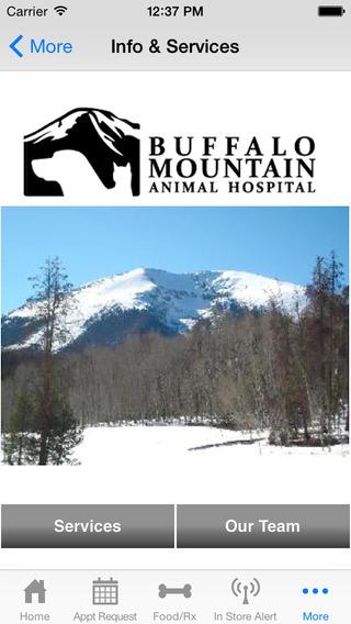 Buffalo Mountain Animal Hospital