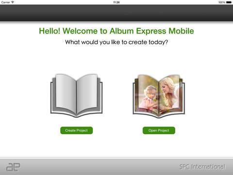 Album Express Mobile Free