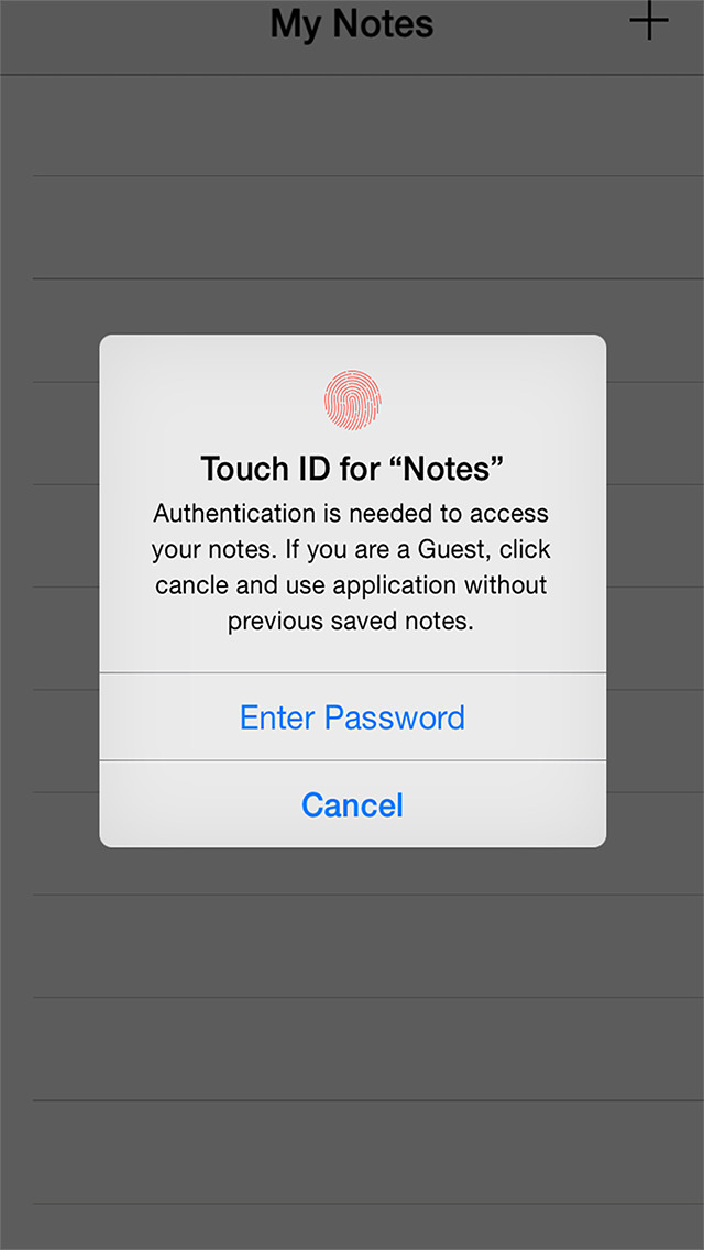 Secure Notes+
