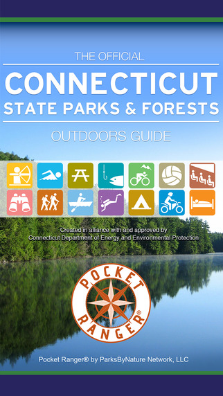 Connecticut State Parks Forests Guide- Pocket Ranger®