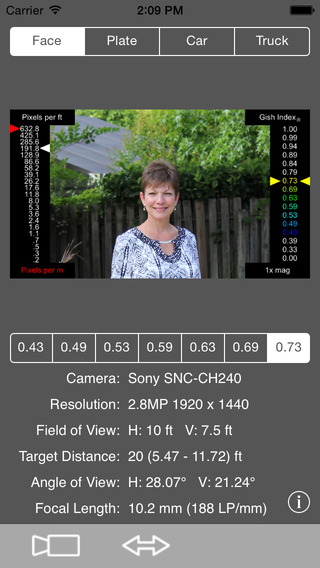 vsCalc Sony iPhone Screenshot 1